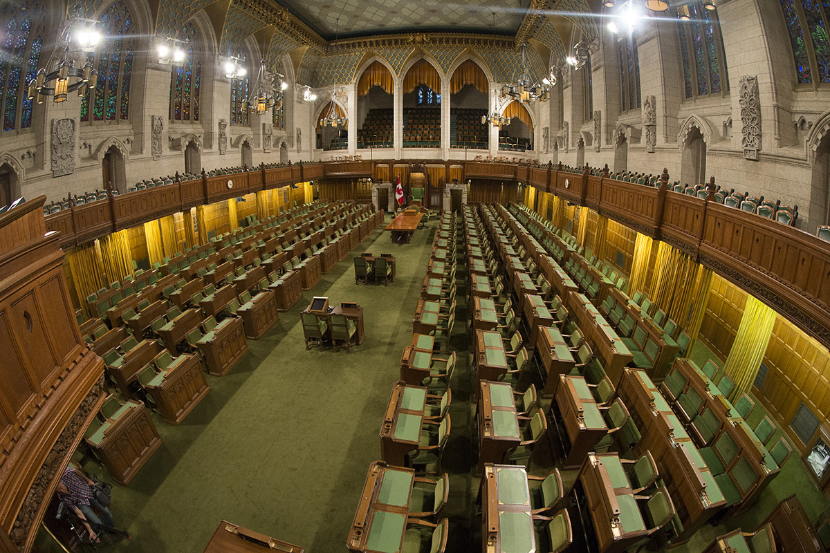 House Of Commons Foyer Canada : House won t debate private members business until late