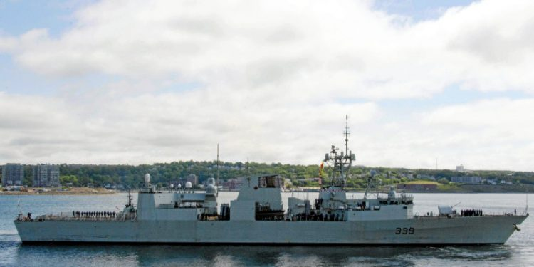 Canada's enfeebled Navy needs some real muscle - The Hill Times