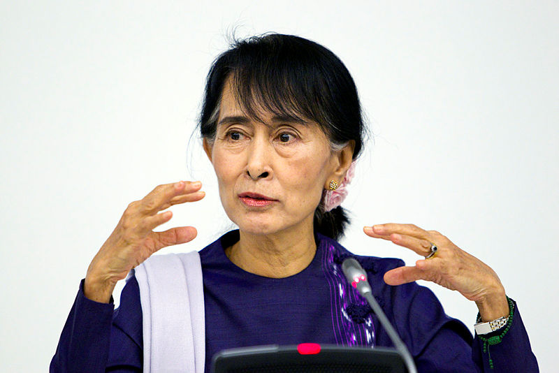 pm mps to meet with myanmar s aung san suu kyi in canada next week the hill times. Black Bedroom Furniture Sets. Home Design Ideas