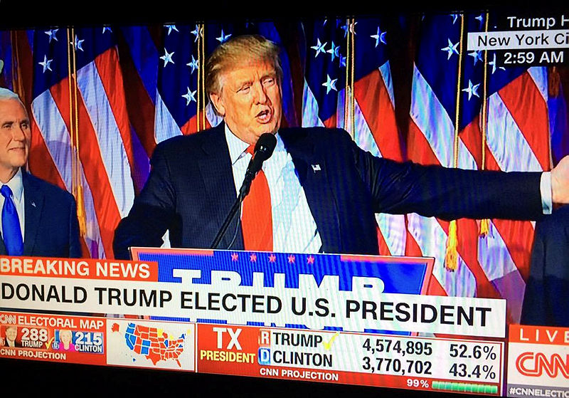 Donald Trump Won The U S Presidency After A Long Nasty And Divisive Election Campaign Political Ottawa Thronged To Two Events To Watch The Results