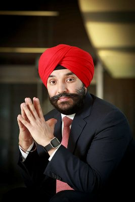 The Top 100: Navdeep Bains, the 'minister of everything ...