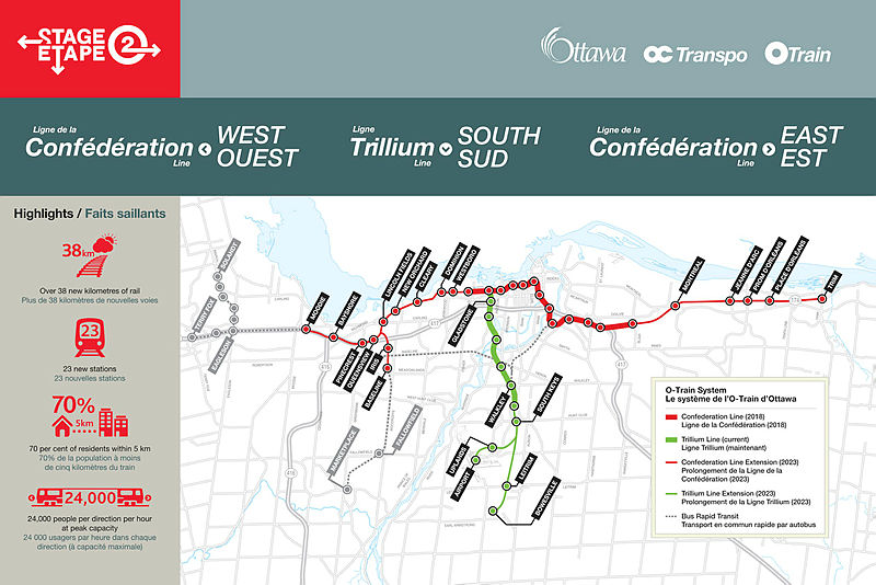Zero-to-expert: Ottawa's Light Rail Transit system - The ... on
