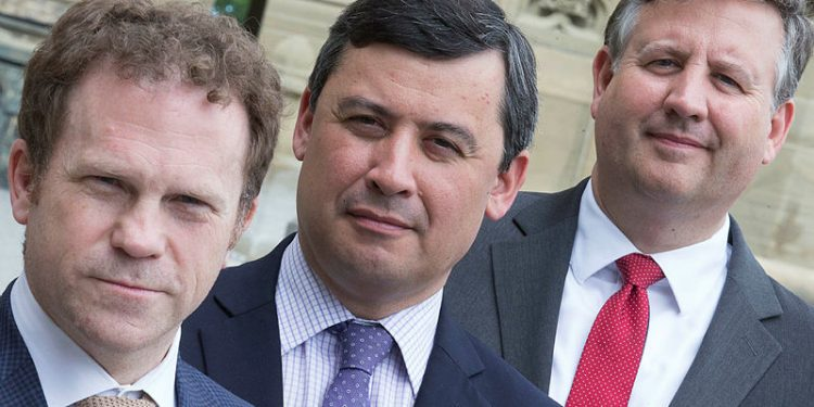 Meet the three MPs who want to turn Parliament 'inside out