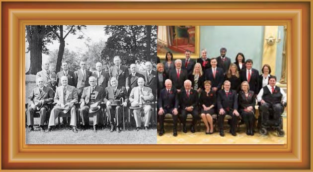 What's in a name? A look at cabinet changes since Confederation ...