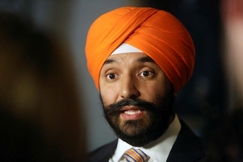 Too much of a good thing canada s consultation crisis for Navdeep s bains