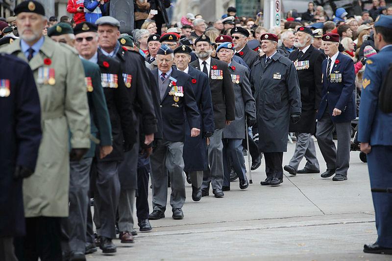 BRIAN N. FORBES  Veterans