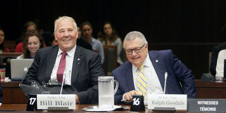 Image result for Organized Crime Reduction Minister Bill Blair