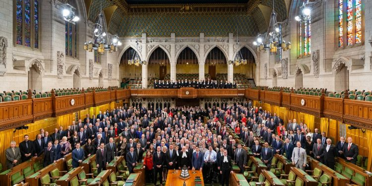 The Decline of Parliamentary Democracy in Canada Irresponsible Government
