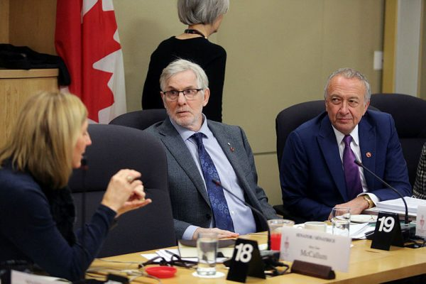 Senate Environment Committee eyeing Fort McMurray, southern Alberta First Nation for stops on cross-country tour for environmental assessment reform bill