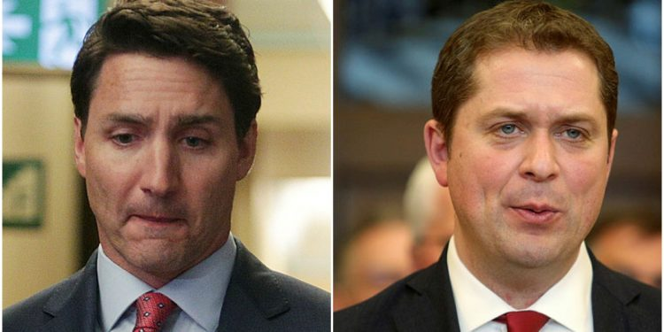 Trudeau's Liberal team drowning in a poop storm of their own making