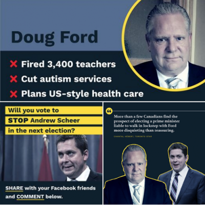 Engage Canada won't run more attack ads before election - The Hill Times