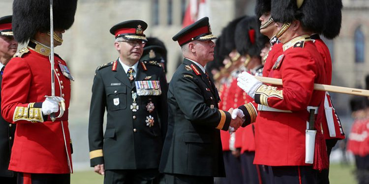 New Army Commander Wayne Eyre to be promoted in Parliament