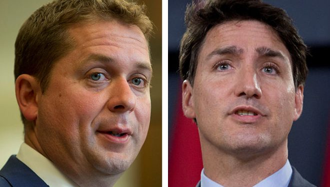 Liberals, Tories in dead heat just before ethics report released: poll
