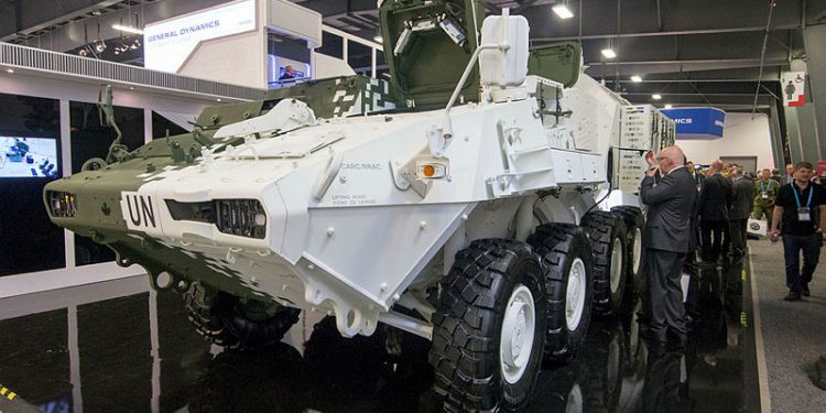 Canada joins Arms Trade Treaty as experts urge cancelling Saudi LAV deal over Yemen war