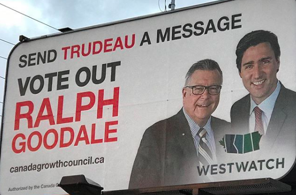 'They're really riled up here': Conservatives circling Goodale's lone Liberal seat in Saskatchewan