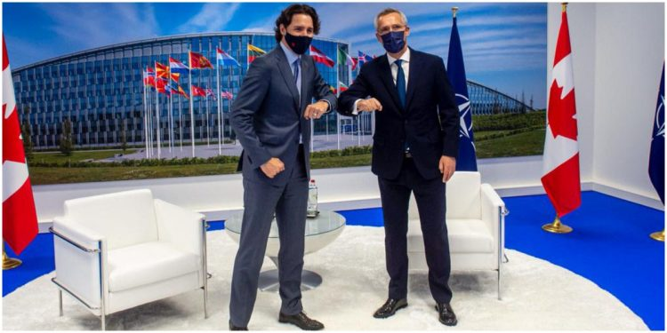 True leadership would see Trudeau attend NATO summit virtually as Canadians await COVID-19 vaccines