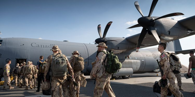 Learn lessons from Afghanistan withdrawal and get Canada out of Iraq